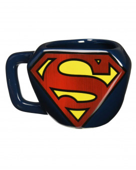 Šolja DC Comics Superman Shaped Mug