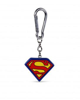 Privezak 3D Superman Logo