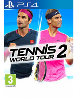 PS4 Tennis World Tour 2