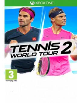 XBOX ONE Tennis World Tour 2