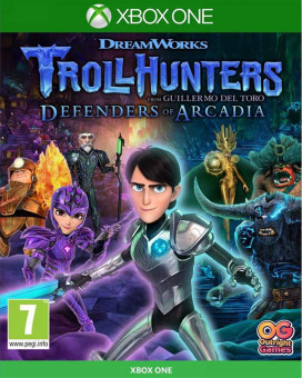 XBOX ONE Trollhunters - Defenders of Arcadia