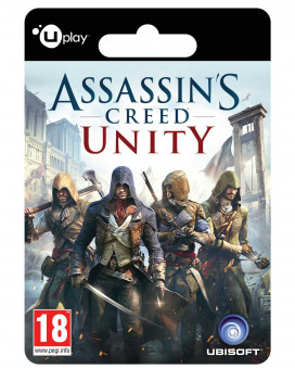 DIGITAL CODE - Assassin's Creed - Unity