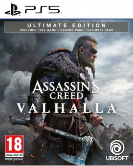 PS5 Assassin's Creed Valhalla Ultimate Edition