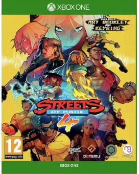 XBOX ONE Streets of Rage 4