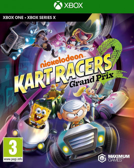 XBOX ONE Nickelodeon Kart Racers 2 - Grand Prix