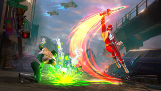 XBOX ONE Power Rangers - Battle For The Grid - Collector's Edition