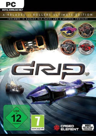 PCG GRIP Combat Racing - Rollers vs AirBlades - Ultimate Edition