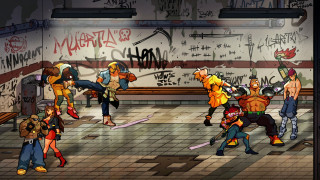 XBOX ONE Streets of Rage 4