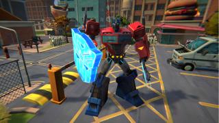 XBOX ONE Transformers - Battlegrounds