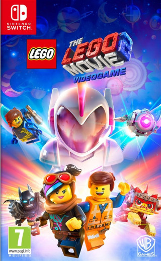 Switch The Lego Movie Videogame 2