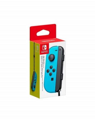 Gamepad Joy-Con Left Neon Blue