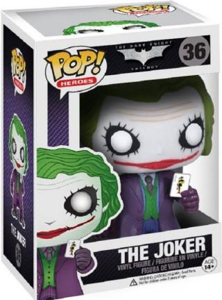 Bobble Figure DC Comics POP! - The Joker