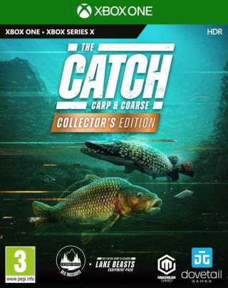 XBOX ONE The Catch - Carp & Coarse - Collector's Edition