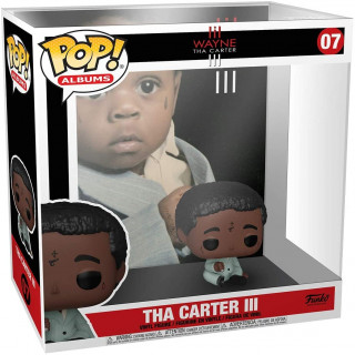 Bobble Figure Lil Wayne POP! -Tha Carter III