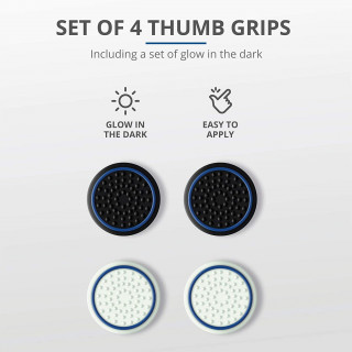 Trust Thumb Grips GXT 266 4-pack For PS5 DualSense