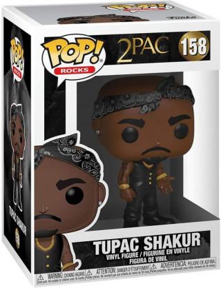 Bobble Figure Tupac POP! - Tupac