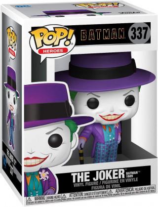 Bobble Figure Batman 1989 POP! - Joker 9 cm