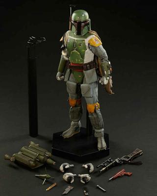 Action Figure Star Wars - Boba Fett