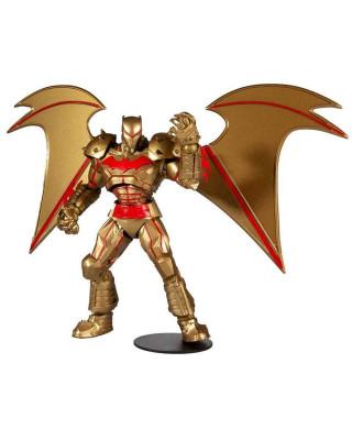 Action Figure DC Multiverse - Batman Hellbat Suit - Gold Edition
