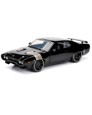 Diecast Model Fast & Furious 8 - Dom's 1972 Plymouth GTX
