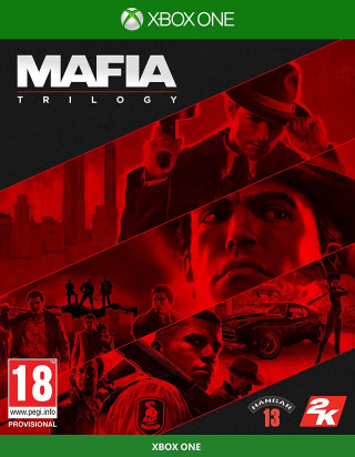 XBOX ONE Mafia Trilogy