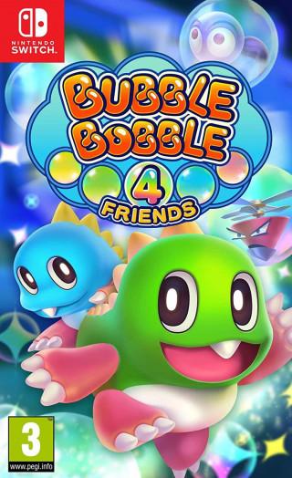Switch Bubble Bobble 4 Friends