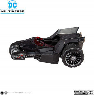 Metal Vehicle Dark Nights: Bat-Raptor