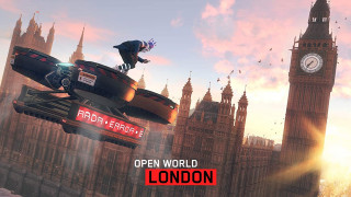 PS5 Watch Dogs - Legion Resistence Special D1 Edition
