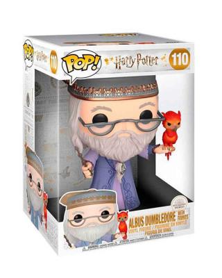 Bobble Figure Harry Potter POP! - Dumbledore