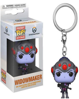 Privezak Overwatch POP! - Widowmaker