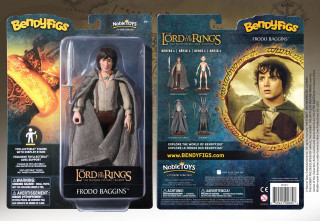 Action Figure The Lord Of The Rings - Frodo Baggins