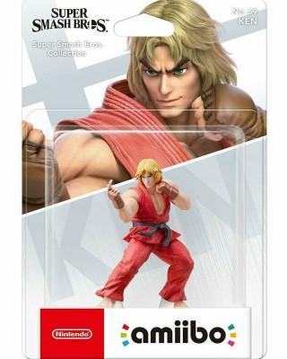 Amiibo Super Smash Bros - Ken