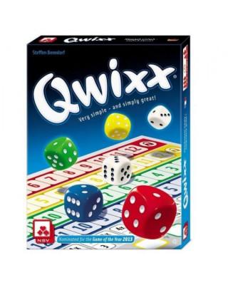 Društvena igra Qwixx