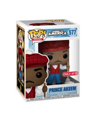 Bobble Figure Coming to America Pop! - Prince Akeem