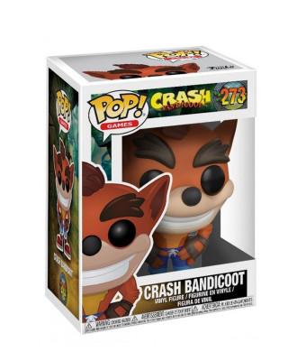 Bobble Figure Games Pop! - Crash Bandicoot