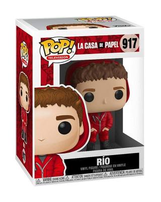 Bobble Figure La Casa De Papel POP! - Rio