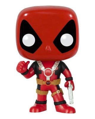 Bobble Figure Marvel POP! - Deadpool - Thumb Up