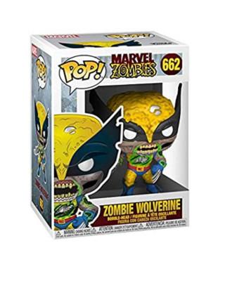 Bobble Figure Marvel POP! - Zombie Wolverine - Special Edition