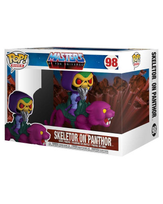 Bobble Figure Master Of The Universe POP! - Rides - Skeletor On Panthor