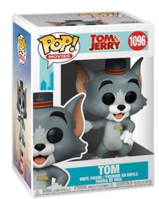 Bobble Figure Movies POP! Tom & Jerry - Tom