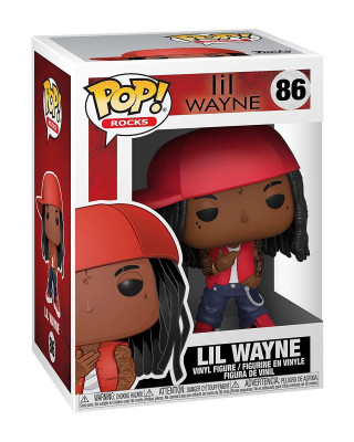 Bobble Figure Music Pop! Lil Wayne