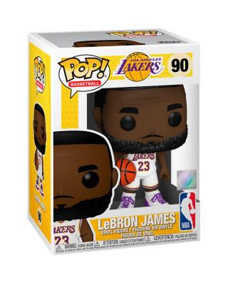 Bobble Figure NBA Lakers Pop! - Lebron James