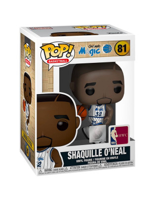 Bobble Figure NBA Legends Magic Pop! - Shaquille O'Neal