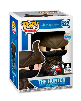 Bobble Figure PlayStation Pop! - Bloodborne - The Hunter