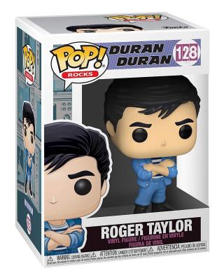 Bobble Figure Rocks POP! Duran Duran - Roger Taylor