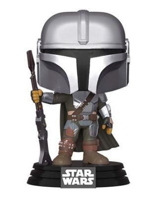 Bobble Figure Star Wars Mandalorian POP! - The Mandalorian