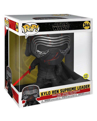 Bobble Figure Star Wars Rise of Skywalker Pop! - Kylo Ren