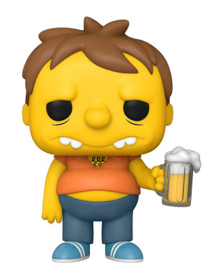 Bobble Figure The Simpsons POP! - Barney