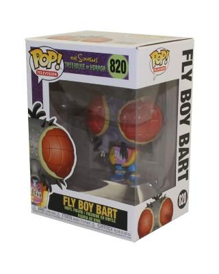 Bobble Figure The Simpsons Pop! - Fly Boy Bart