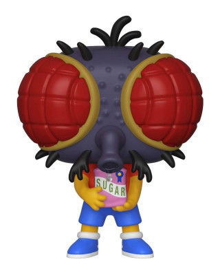 Bobble Figure The Simpsons Pop! - Fly Boy Bart
